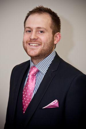 Adam Treadaway, Beckenham Chorale's Assistant Conductor